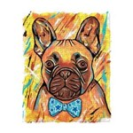 French Bull Dog Bow Tie Small Puzzle