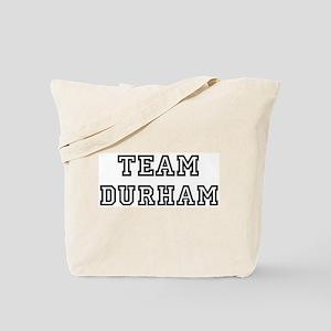 Team Durham Tote Bag