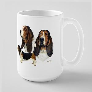 Basset Hound Large Mug