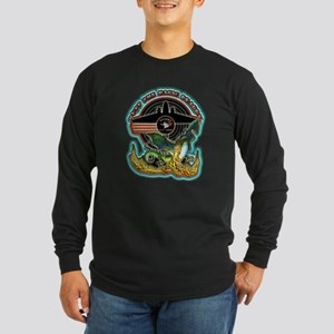 USAF AC-47 Spooky Long Sleeve Dark T-Shirt