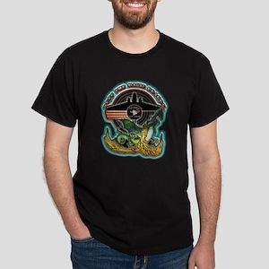USAF AC-47 Spooky Dark T-Shirt
