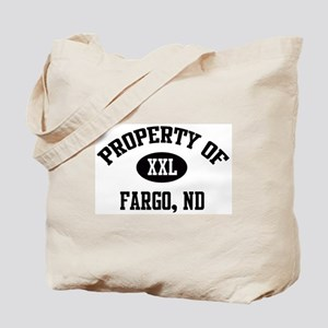 Property of Fargo Tote Bag