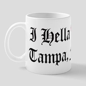 Hella Love Tampa Mug