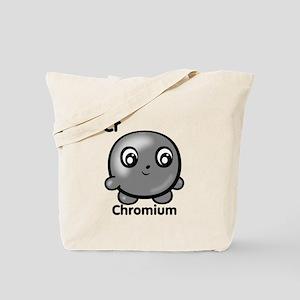 Cute Element Chromium Cr Tote Bag