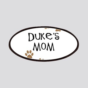 Duke's Mom Dog Names Patches