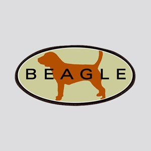 Beagle Dog Patches