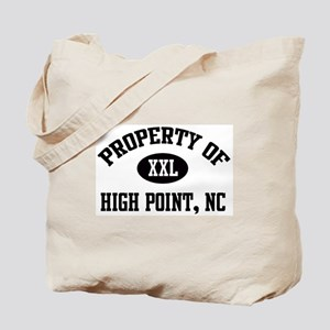 Property of High Point Tote Bag
