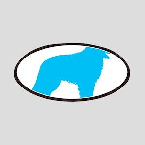 Blue Belgian Sheepdog Patches