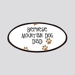 Bernese Mt. Dog Dad Patches