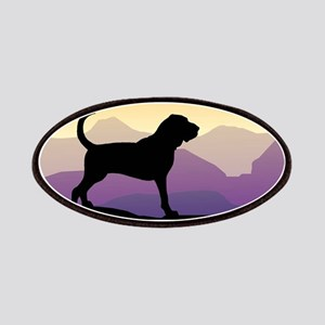 Bloodhound Purple Mountain Patches