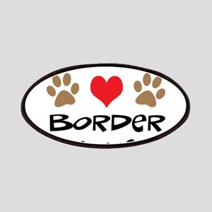 Loved By A Border Collie Patches