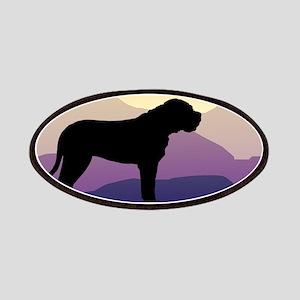 Purple Mountains Bullmastiff Patches