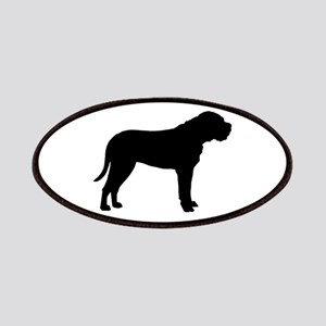 Bullmastiff Dog Breed Patches