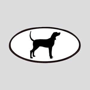 Coonhound Dog (#2) Patches