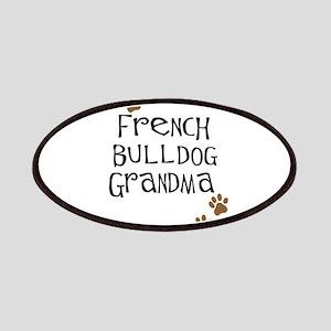 French Bulldog Grandma Patches