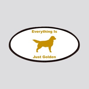Just Golden Patches
