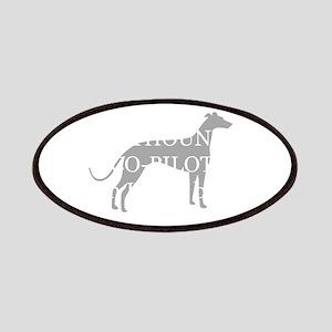 Greyhound Attendant Patches