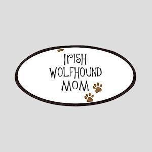 Irish Wolfhound Mom Patches