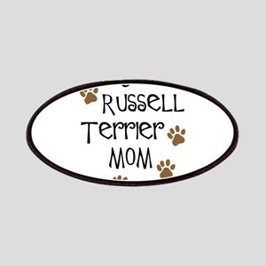 Jack Russell Terrier Mom Patches