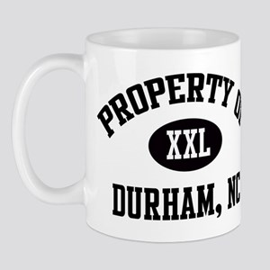 Property of Durham Mug