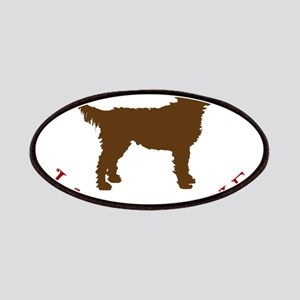 Labradoodle Dog Patches