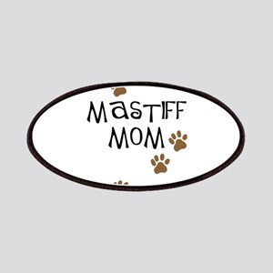Mastiff Mom Patches