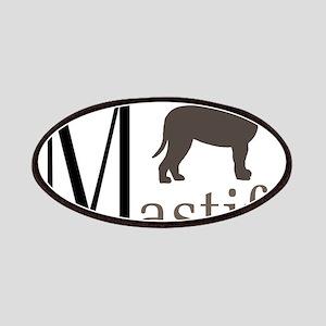 Mastiff Patches
