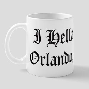 Hella Love Orlando Mug