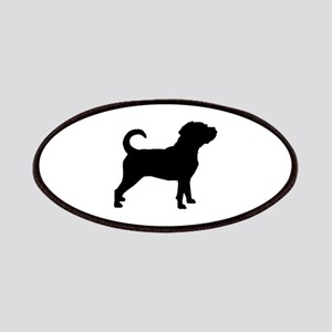 Puggle Dog Patches