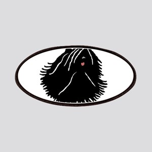 Puli Dog Oval Patches