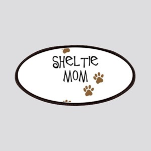 Sheltie Mom Patches