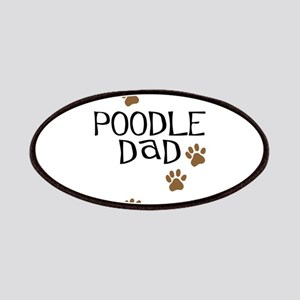 Poodle Dad Patches