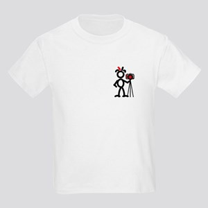Red Photo2 Kids T-Shirt