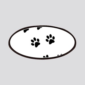 Walk-On-Me Pawprints Patches