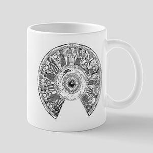Phoenician Patera Mug