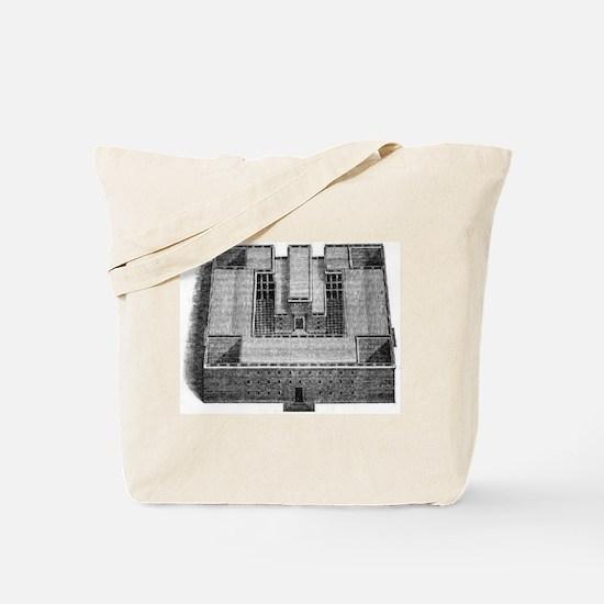 Solomon's Temple Tote Bag