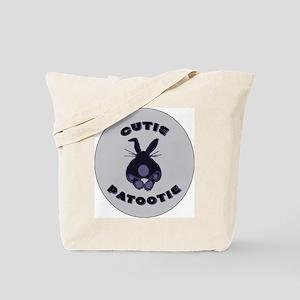 Cutie Patootie Tote Bag