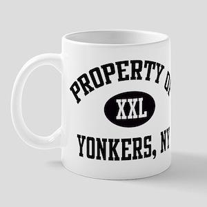 Property of Yonkers Mug