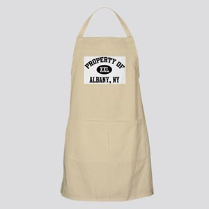 Property of Albany BBQ Apron
