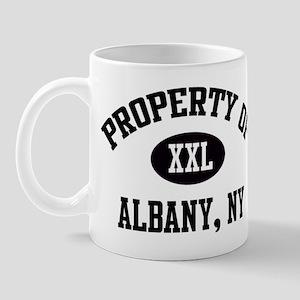 Property of Albany Mug