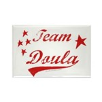 Team Doula Rectangle Magnet
