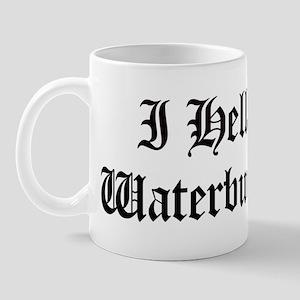 Hella Love Waterbury Mug
