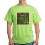 Celtic Design Green T-Shirt