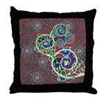 Celtic Design Throw Pillow