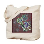 Celtic Design Tote Bag