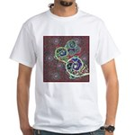 Celtic Design White T-Shirt