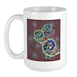 Celtic Design Large Mug