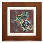 Celtic Design Framed Tile