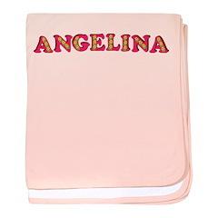 Angelina baby blanket