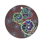 Celtic Design Ornament (Round)